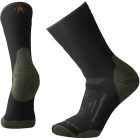 Smartwool PhD Outdoor Heavy Crew Socks Black